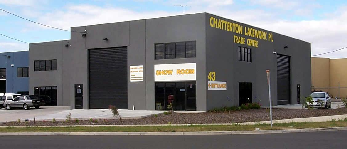 Office in Tullamarine